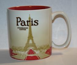 Starbucks Global Icon Series - 16oz. Mug - Paris - $65.00