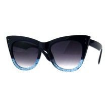 Butterfly Cateye Sunglasses Womens Chic Retro Designer Style Shades - $12.95
