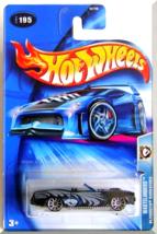 Hot Wheels - Plymouth Barracuda: Wastelanders Series - Collector #195 (2004) - $2.00