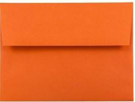 Marco's Announcement Envelopes, Size A-2, Orange