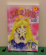 Sailor Moon 8 English Manga vintage graphic novel Chix Comix Usa American - $19.79