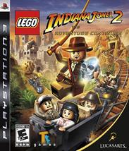 LEGO INDIANA JONES 2 THE ADVENTURE CONTINUES-NLA  - PlayStation 3 - (Bra... - $19.81