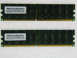 8GB  (2X4GB) MEMORY FOR DELL PRECISION 470 670 670N