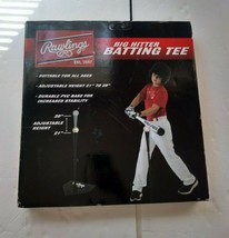 Rawlings Big Hitter Batting Tee Suitable For All Ages - $22.76