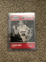 2015/16 Panini Contenders Old School Colors Stephen Curry Insert - $19.80