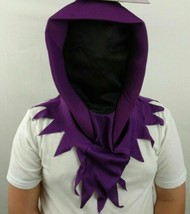 1997 Paper Magic Group Scary INVISIBLE GHOUL GRIM REAPER PURPLE Hallowee... - $13.08