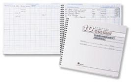 Disbursement Journal - 26 Column Item  - $25.50