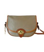 Dooney & Bourke Cavalry Trooper Crossbody Shoulder Bag AWL Vintage - $70.00
