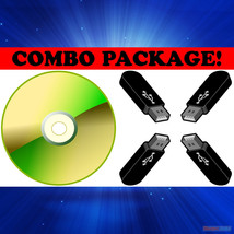 Windows 7 Home Basic 32/64-bit Instalación/Reinstalar/Restore Reparación... - $21.61