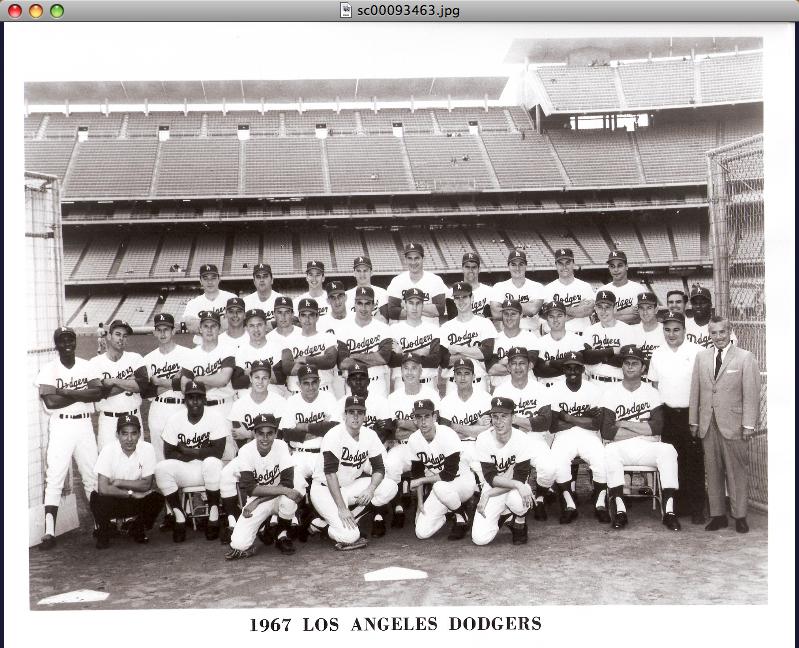 1967losangelesdodgers