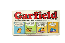 Vintage 1978 Garfield The Cat Jim Davis Board Game Parker Brothers No.116 - $23.33