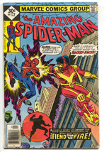 Amazing Spider-Man 172 1st Series Marvel 1977 GD 1st Rocket Racer - $4.57