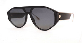 Dior Women's Sunglasses CLAN1 807 Black 61-14-150 MADE IN ITALY - New! - $225.00