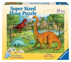Ravensburger Dinosaur Pals - 24 Piece Floor Puzzle - $12.63