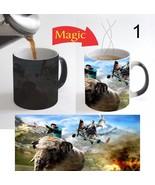 Far Cry Kids Video Game Magic Mug Color Change Coffee Mug 11 Oz for Gift - $15.83