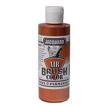 Jacquard Airbrush Color 4Oz Metallic Copper - $7.06