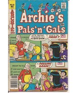 Archie's Pals 'n' Gals Lot Issues #113,114,121 & 223 Betty Reggie Moose ... - $3.95