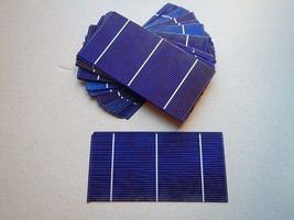 High Efficiency 3x6 solar cells for DIY solar panels GREAT PRICE ships f... - €0,86 EUR