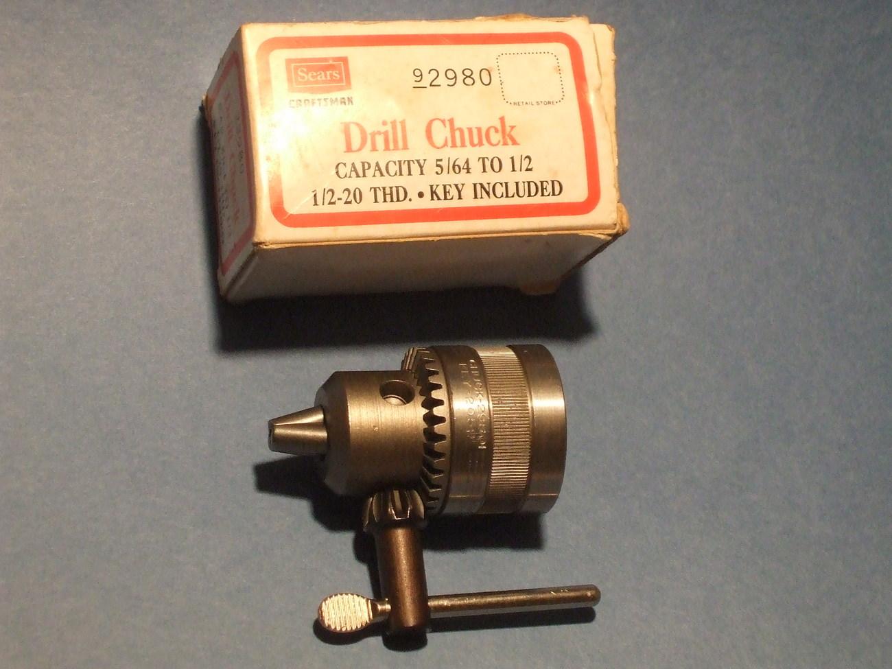 2 drill chuck