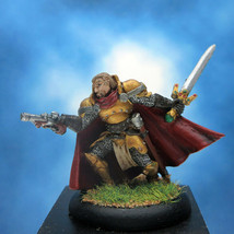 Painted Privateer Press Miniature Captain Julian Helstrom - $37.25