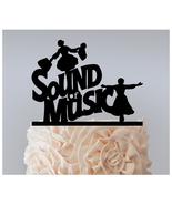 Ca230 Wedding,Birthday Cake topper,Cupcake topper, sound of music : 11 pcs - $20.00