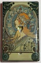 Art Nouveau Artists Light Switch Duplex Outlet Wall Cover Plate Home decor image 3