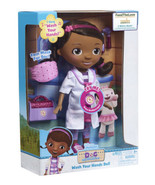 Disney Junior Doc McStuffins Wash Your Hands Singing Doll w/ Face Mask B... - $59.39