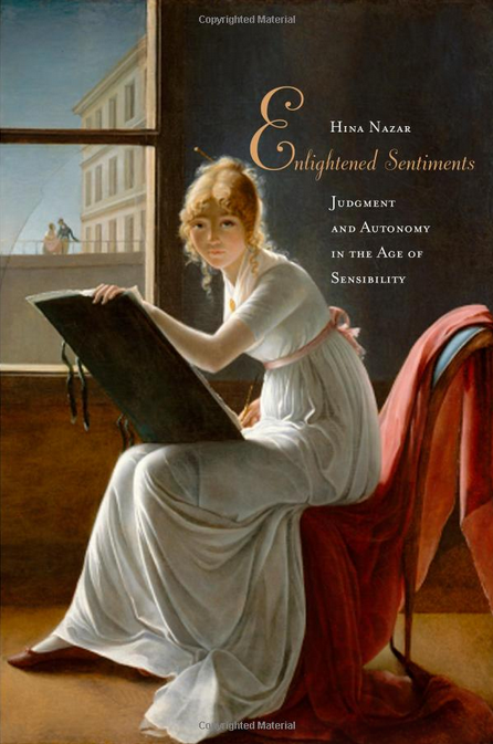 Enlightened Sentiments: Judgment and Autonomy in the Age of Sensibility : New @Z