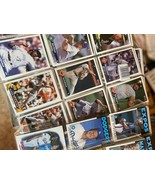 198 Pcs Baseball Cards Lots - $38.61
