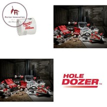 2-1/2 In. Hole Dozer Bi-Metal Hole Saw - $18.20
