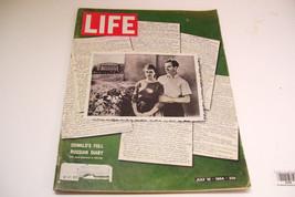 1964 Life Magazine Marina and Lee Harvey Oswald Full Russian Diary July ... - $12.99
