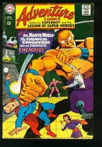 ADVENTURE COMICS #362 1967CHEMICAL WARRIORS-SUPERBOY-LEGION SUPER HEROES-VG - $25.22