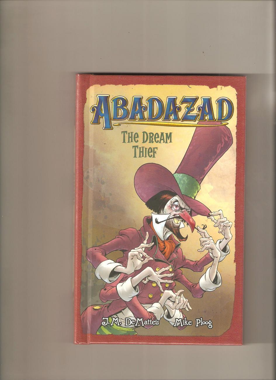 Abadazadthedreamthiefbook