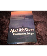 Rod McKuen -Suspension Bridge - $100.00