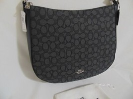 COACH Chelsea 32 Hobo in Signature Handbag GP400 $295 - $182.39