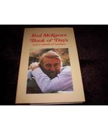 Rod McKuen - Book Of Days - $100.00