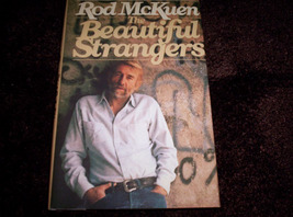 Rod McKuen - Beautiful Strangers - $100.00