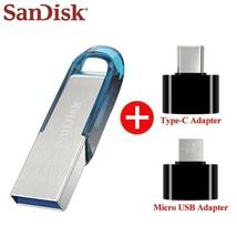 SanDisk USB Flash Drive 32 64 16 GB Pen drive  3.0 USB Stick Disk on PC & Phone - $9.89+