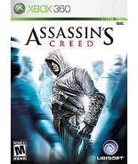 Assassin's Creed (Microsoft Xbox 360, 2007) PLATINUM HITS - BRAND NEW SE... - $8.02
