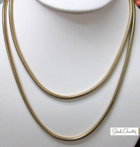 Vintage Sarah Coventry  Jewelry - #8640  Fashion Rope Chan - $12.87