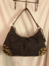 Liz Claiborne brown purse - $15.00