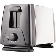 Brentwood(R) Appliances TS-280S 2-Slice Toaster with Extra-Wide Slots - $30.50