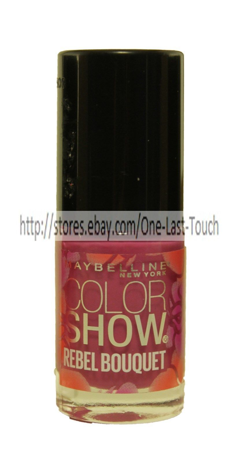 *MAYBELLINE Color Show REBEL BOUQUET Nail Polish LIMITED EDITION *YOU CHOOSE*