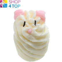 WHITE CHOCOLATE MOUSE BATH MALLOW BOMB COSMETICS FRANKINCENSE HANDMADE N... - $4.05