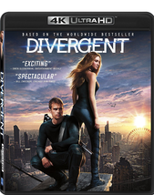 Divergent [4K Ultra HD + Blu-ray]