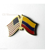 Colombia National Country World Flag Combo Lapel Pin 1 Inch - $4.85