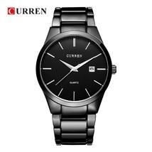 Men's Luxury Watch CURREN Luxury Brand Analog sports Wristwatch - $15.90