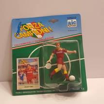 Forza Campioni! Rudolf Voller Soccer Figurine. New, sealed. UPC 30100000... - $11.00