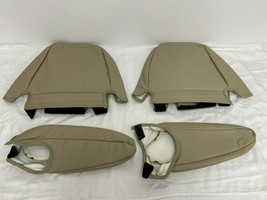 2000 2001 2002 Chevy Tahoe Suburban SET of Front Premium Leatherette Seats Cover - $98.95