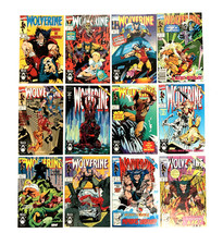 Marvel comics Comic Books Wolverine #38-49 - $44.99